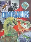 【書寶二手書T2/科學_DKC】1000 Things You Should Know About Dinosaurs_Steve Parker, Duncan Brewer