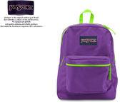 【橘子包包館】JANSPORT 後背包 OVEREXPOSED JS-43502 電紫放克