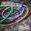 AURORA 美國進口紅色民謠弦(12-54)