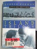 【書寶二手書T2/原文小說_CLF】Island Trilogy_Gordon Korman