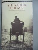【書寶二手書T1/原文小說_JKC】Sherlock Holmes_Doyle, Arthur Conan, Sir