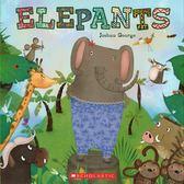 【麥克書店】ELEPANTS《主題:品格教育》