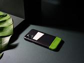Alto iPhone 11 Pro 真皮手機殼背蓋 5.8吋 Metro - 渡鴉黑/萊姆綠 【可加購客製雷雕】皮革保護套