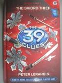 【書寶二手書T6/原文小說_OER】THE 39 CLUES 3 (S) 39條線索(3)_Peter Lerangis