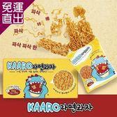 韓國KAARO 小恐龍點心脆麵*5盒(16g/12包/盒)【免運直出】