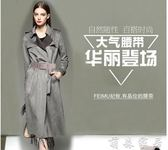 交換禮物 寬腰帶女簡約百搭腰封韓版配裙子毛大衣無孔黑色灰色時尚裝飾皮帶