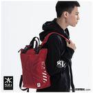 【橘子包包館】STAYREAL PLAN A 信仰同框後背包 BB18020 紅色