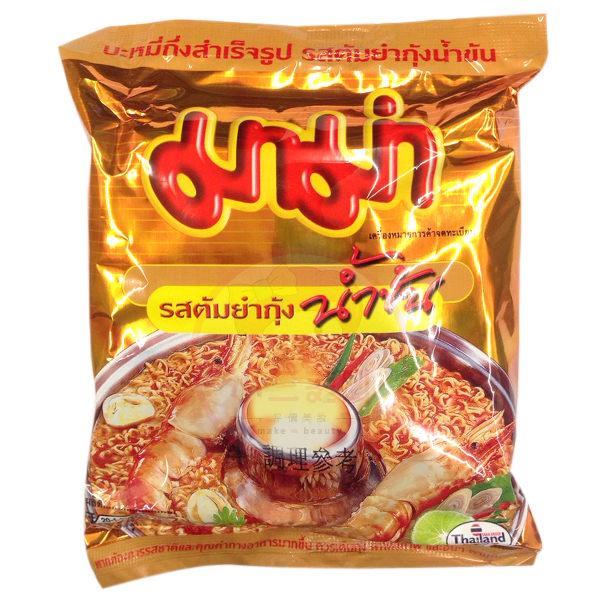 泰國 MAMA 特級酸辣味麵(55g)【小三美日】
