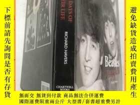 二手書博民逛書店英文書the罕見Beatles the days of their life 披頭士樂隊的日子Y16354 請