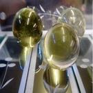 【Ruby工作坊】NO126.A優質天然黃水晶圓球一顆(加持祈福)