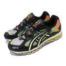 Asics 慢跑鞋 Gel-Kayano 5 360 黑 黃 Tiger 男鞋 運動鞋 【PUMP306】 1021A196001