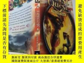 二手書博民逛書店beast罕見quest the dark realm: 野獸探索黑暗王國..:.Y200392