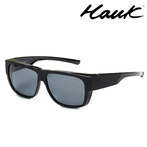 HAWK偏光太陽套鏡(眼鏡族專用)HK1017-02