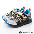 日本Moonstar機能童鞋 2E玩耍系列鞋款 22646黑(中小童段)