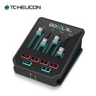 【敦煌樂器】tc Helicon GO XLR Mini 直播電競混音人聲效果器