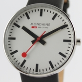 【萬年鐘錶】MONDAINE 瑞士國鐵經典腕錶 42mm  XM-660811