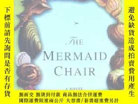 二手書博民逛書店SUE罕見MONK KIDD The Mermaid Chair