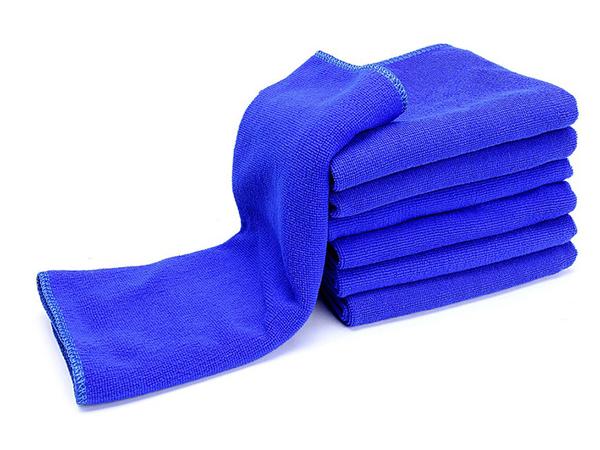 【洗車小毛巾】薄款 美容擦車超細纖維超吸水洗車巾 汽車用 清潔擦車巾 居家抹布