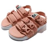【六折特賣】Puma 涼鞋 Leadcat YLM 粉紅 白 乾燥玫瑰 涼拖鞋 魔鬼氈 男鞋【PUMP306】 36563006