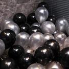100個裝 氣球裝飾婚禮結婚房場景布置生日派對套裝【古怪舍】