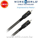 WIREWORLD EQUINOX 7 春分 6.0M Subwoofer cables 重低音訊號線 原廠公司貨
