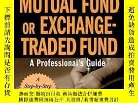 二手書博民逛書店How罕見To Create And Manage A Mutual Fund Or Exchange-trade