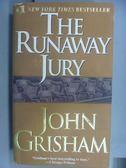 【書寶二手書T4/原文小說_NLK】The Runaway Jury_John Grisham