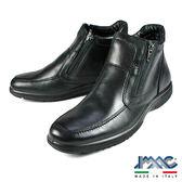 【IMAC】時尚氣墊男靴 黑色(60760-BL)
