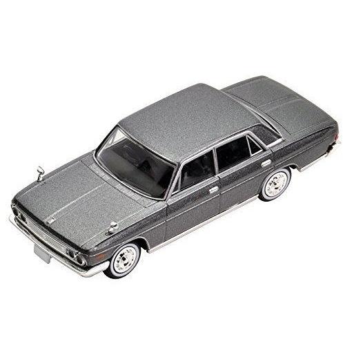 TOMYTEC小汽車 日產NISSAN President B Type 1971 Gray LV-164a