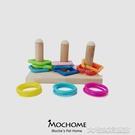 鸚鵡站架鸚鵡套圈玩具益智玩具訓練玩具套裝鸚鵡木質套圈玩具玄鳳虎皮 大宅女韓國館YJT