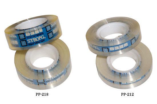 自強牌  PP-212  超透明膠帶