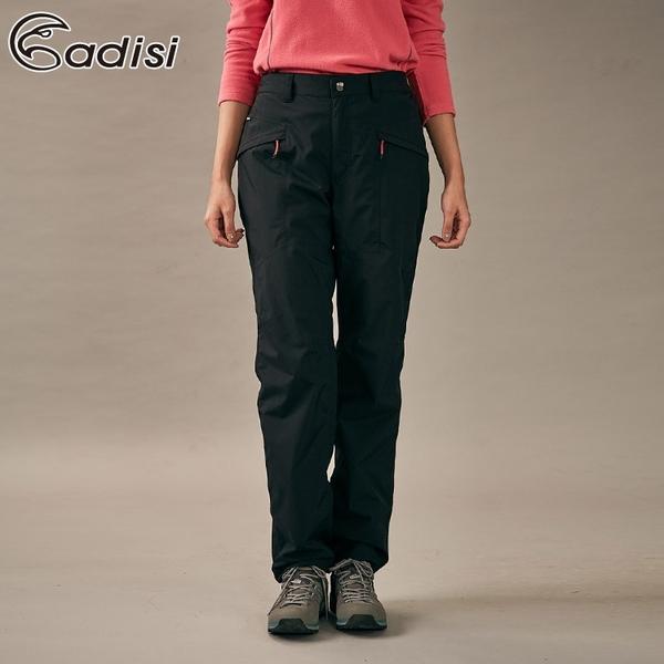 ADISI 女防水透氣保暖長褲AP1821041 (XS-2XL) / 城市綠洲 (防水貼條、刷毛、TPU膜)