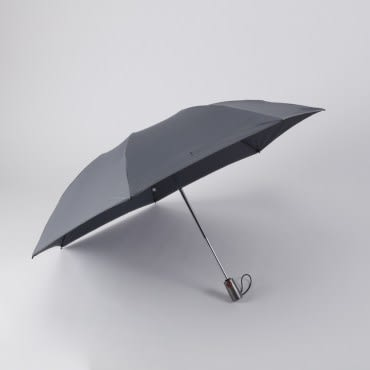 創新反向自動開收傘-奈米超潑水布(灰色)