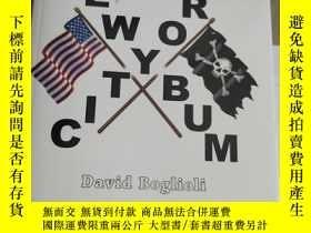 二手書博民逛書店new罕見york bum 【有點磕了 見圖】Y28297 ne