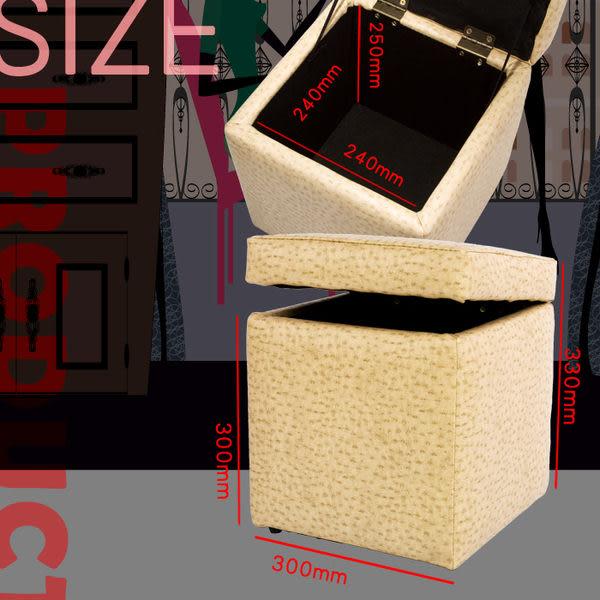 《嘉事美》凱西小掀蓋椅 沙發 和室椅 腳凳 穿衣鏡 電腦椅 電腦桌 台灣製造