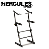 【小叮噹的店】 Hercules 海克力斯 KS410B Z型 雙層 電子琴架 鍵盤架