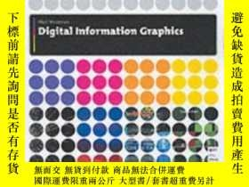 二手書博民逛書店Digital罕見Information GraphicsY255562 Matt Woolman Thame