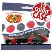 吉力貝軟糖-黑紅莓口味77g【愛買】