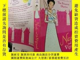 二手書博民逛書店Nicola罕見and the Viscount:尼古拉和子爵Y200392
