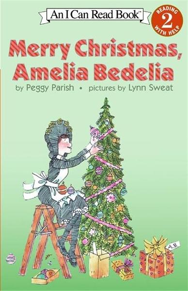 (二手書)An I Can Read Book Level 2: Merry Christmas, Amelia Bedelia