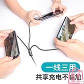 三合一數據線蘋果手機type-c車載快充電線器【匯美優品】