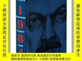 二手書博民逛書店Nineteen罕見Eighty-Four 1984(預訂)Y2