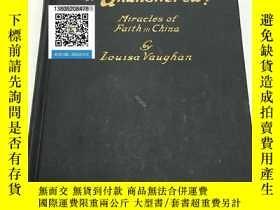 二手書博民逛書店【罕見原版 】《 中國信仰奇蹟》1925年版 Answered