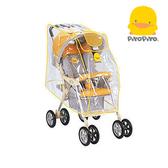 黃色小鴨 PIYOPIYO 嬰兒手推車專用雨罩 88059