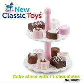 【荷蘭 New Classic Toys】英式午茶蛋糕組 10621