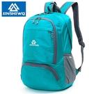 JINSHIWQ皮膚包超輕可折疊旅行包雙肩包戶外背包登山包輕便攜男女 小山好物
