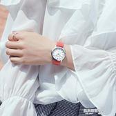 時尚潮流女士手錶女學生韓版簡約休閒大氣小清新百搭森繫防水夜光  凱斯盾數位3C