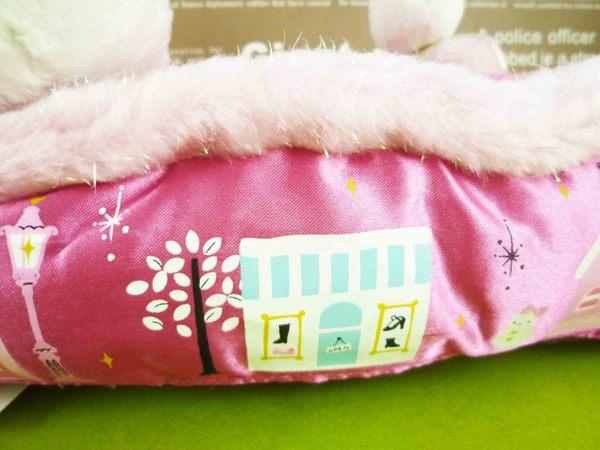 【震撼精品百貨】Hello Kitty 凱蒂貓~面紙套~冬季~桃紅【共1款】