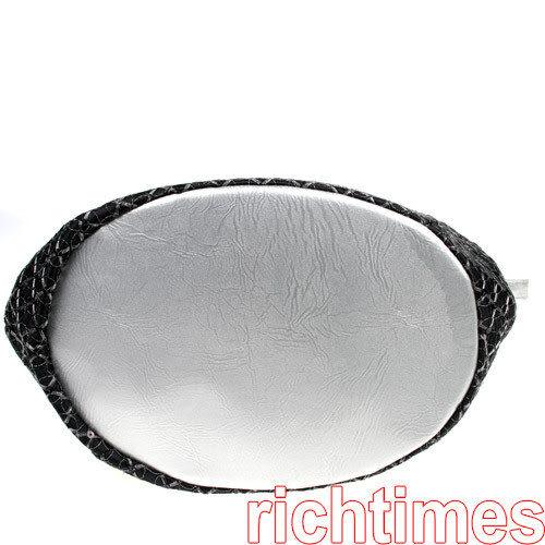 銀絲亮片圓底肩包JI0A1848