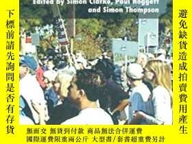 二手書博民逛書店Emotion,罕見Politics And SocietyY364153 Simon Thompson Pa
